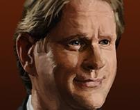 Cary Elwes Portrait