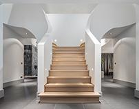 Private residence by Kolenik Eco Chic Design