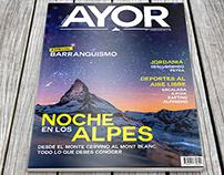 AYOR adventure & sport magazine