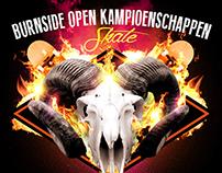 BURNSIDE OPEN KAMPIOENSCHAPPEN 2014