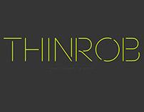 """THE END """"THINROB"""""""