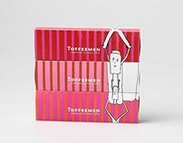 Toffee Packaging