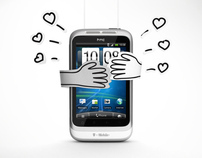 HTC Wildfire S Sizzle