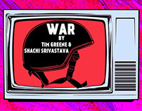 War by Tim Greene & Shachi Srivastava