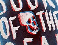 Book of the Dead Cover Redesign