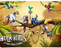 Hula birds