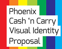 Phoenix Cash 'n Carry Rebranding