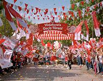 Vodafone / Geçiş Töreni