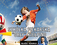 Kid's Soccer Club - Poster