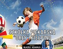 Kid's Soccer Club - Poster