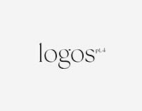 Aurora Minimal Logos Logotypes Logofolio PSD AI EPS
