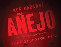 Ron Bacardí Añejo