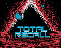 Total Recall (1990) - Movie Poster