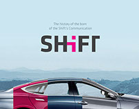 Shift Car Corporate Image