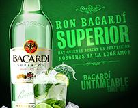 Ron Bacardí Superior