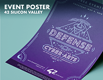 42 SV | Event Poster