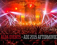 ALDA EVENTS - ADE 2015 Aftermovie