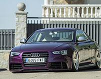 Purple Fiver