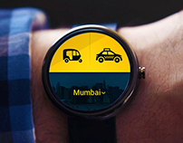 Fairfare Android Wear App