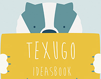 Texugo Ideasbook - Logo