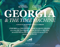 Georgia & the time machine poster