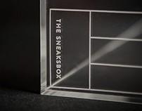 The Sneaksbox - Rebranding