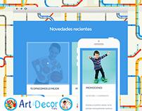 Art & Decor Crafts 2.0