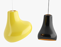 Samba pendant light by Hive