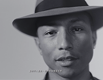 PHARRELL WILLIAMS - Ten Years Later