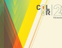 CARTA DE COLOR INEXMODA PRIMAVERA / VERANO  2014