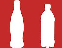 COCA-COLA VS PEPSI / PEPSI VS COCA COLA (2011)