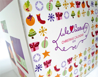 We Love Beauty - Christmas Calendar