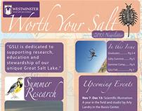 Great Salt Lake Institute News Letter