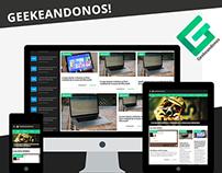 Geekeandonos Beta