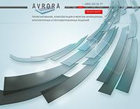 Glass architect promo site