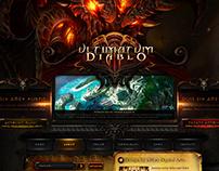 Ultimatum Diablo 3 Layout