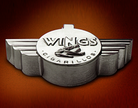 Wings Cigars / Golden Brown Campaign