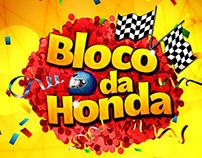 Bloco da Honda