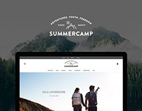 Summercamp Store