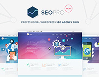 SEO Agency WP Skin