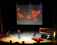TEDxUofM 2011 Identity
