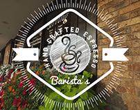 Barista's - Hand Crafted Espresso