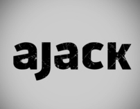Ajack jeans [packaging&logo]