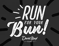 Run For Your Bun - David Lloyd Clubs