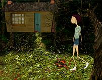 Dark Goldilocks (Animation) Art Set