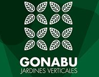 Gonabu jardines Verticales, manejo d sus redes sociales