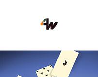 4Winds Refuge Logo Design