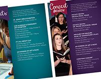 2014 Fall Events Brochure