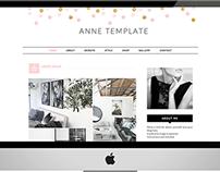 Anne Template