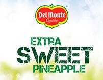 Del Monte Gold Pineapple Campaign - Saudi Arabia